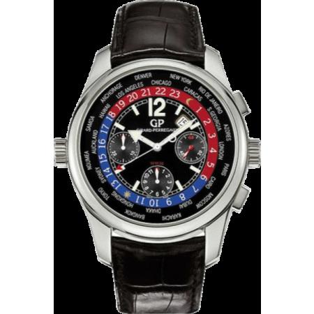 Часы Girard Perregaux Traveller ww tc Chronograph49800 21 657 FK6A