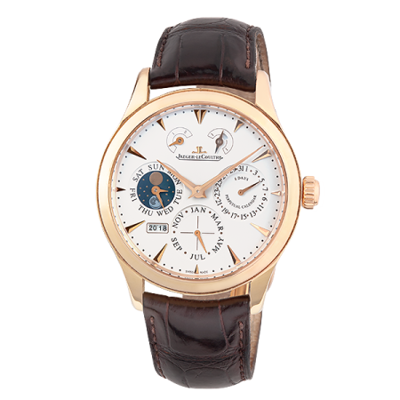 Jaeger-LeCoultre Master Control Master Eight Days Perpetual 1612520