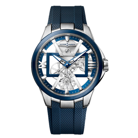 Часы Ulysse Nardin EXECUTIVE SKELETON X