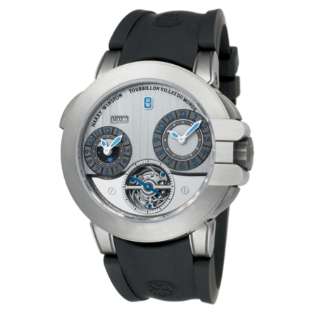 Часы Harry Winston Ocean Project Z5 400MATTZ45ZCWA