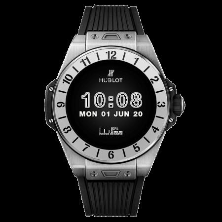 Часы Hublot Big Bang E Titanium 42 mm 440.NX.1100.RX