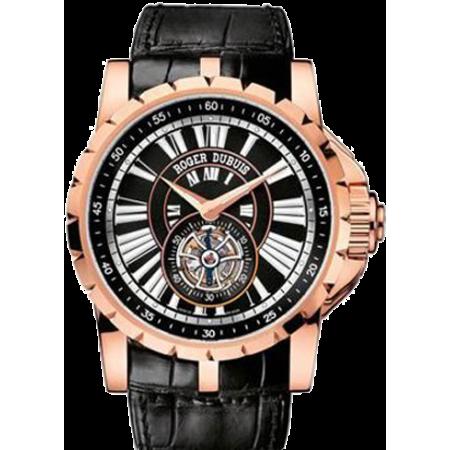 Часы Roger Dubuis Excalibur Flying Tourbillon EX 42 RDDBEX0217