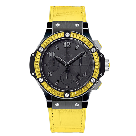 Часы Hublot Tutti Frutti Black Lemon