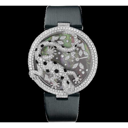 Часы Cartier  Le Cirque Animalier de Gecko HPI00404