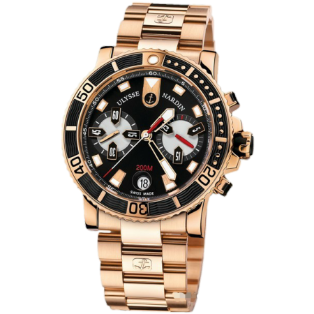 Ulysse Nardin Diver Maxi Marine Diver Chronograph8006-102-8M/92