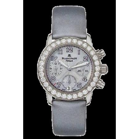 Blancpain Leman Women's Flyback Chronograph