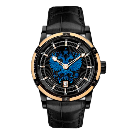 LOUIS MOINET Russian Eagle Rich Time Edition