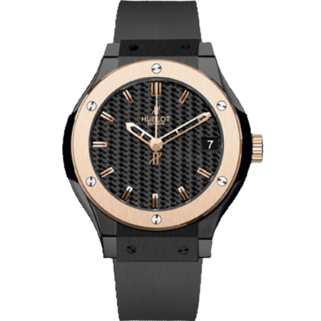 Hublot Classic Fusion Ceramic King Gold 42 мм