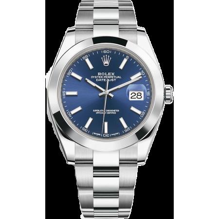 Часы Rolex Datejust 41mm Steel and White Gold126300