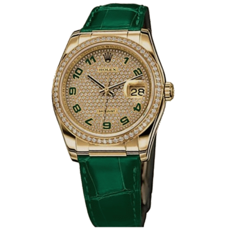 Часы Rolex PERPETUALDATEJUST 36 MM 116188