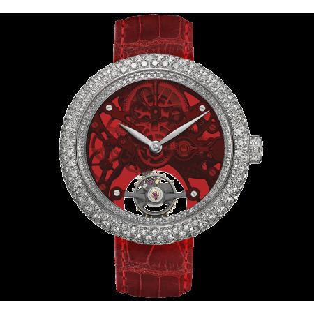 Часы JACOB &CO Northern Lights Steel Red Dial