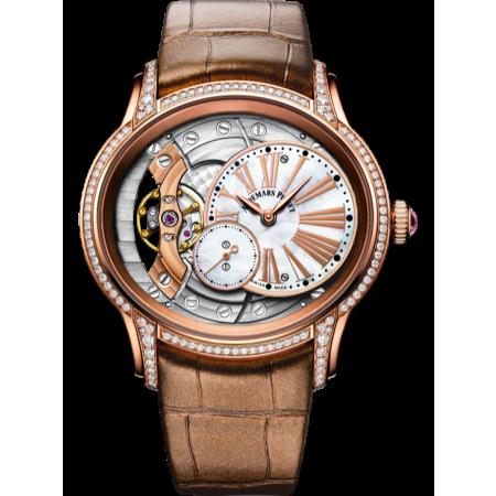 Часы AUDEMARS PIGUET MILLENARY77247OR.ZZ.A812CR.01