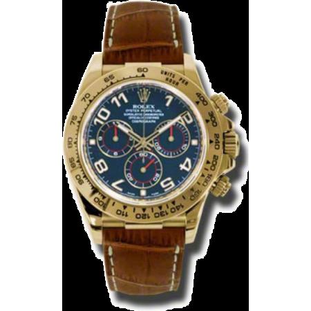 Часы Rolex Cosmograph Daytona Blue Dial Men s Watch 116518