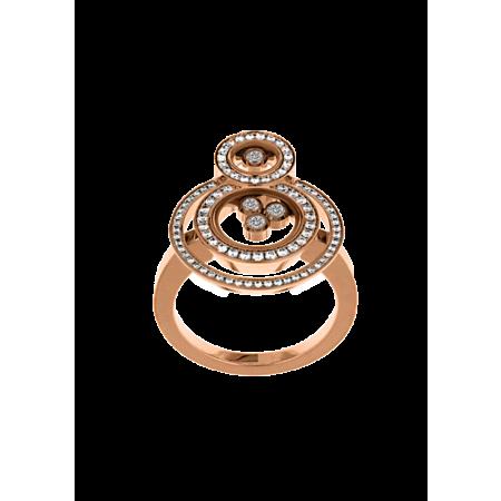 Кольцо Chopard Happy Diamonds 829210-5069