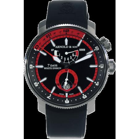 Часы Arnold & Son Navigators White Ensign 1WEBS B03A K02B