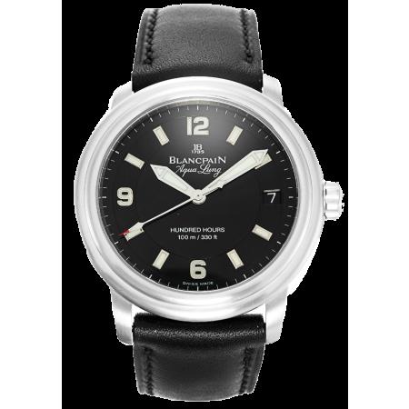Часы Blancpain Leman Aqua Lung 38mm Steel Automatic