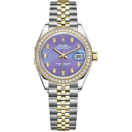 Часы Rolex Datejust 28 mm Steel and Yellow Gold 279383rbr 0015