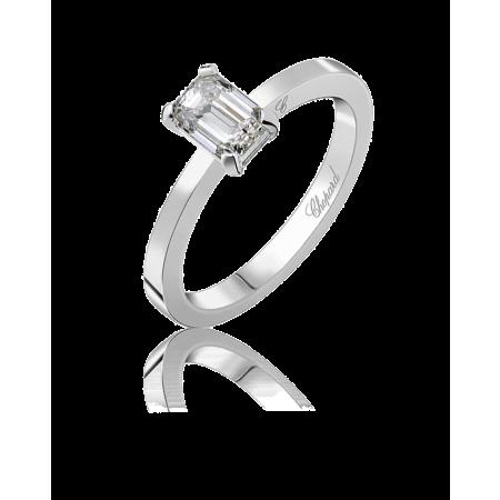 Кольцо Chopard Unique Piece 0 70ct E IF арт 829097 1007