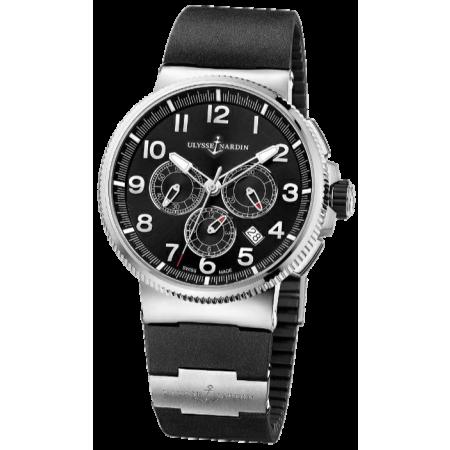 Часы Ulysse Nardin Marine Chronograph Manufacture1503-150-3/62