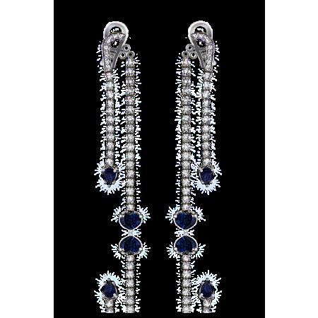 Серьги Chopard Classic Diamonds 84/4843/3