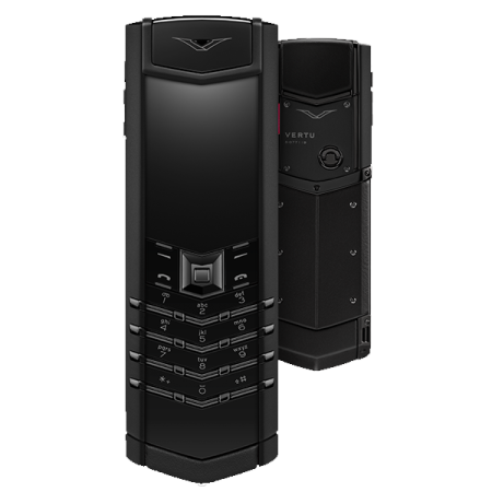 Телефон Vertu SIGNATURE S DESIGN PURE BLACK WITH RUBY