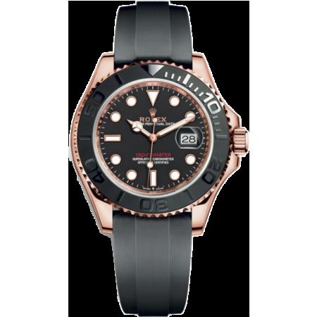 Часы Rolex Yacht Master 40mm Everose Gold 116655