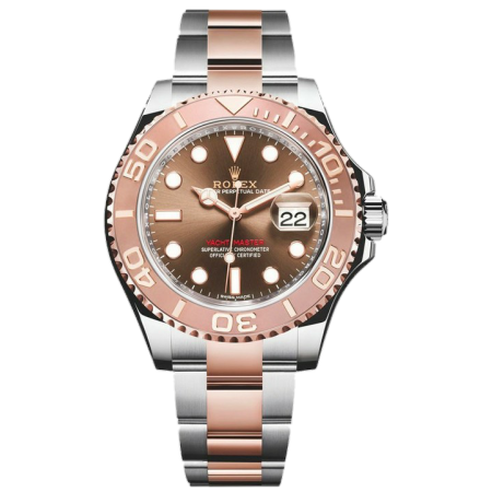 Rolex Yacht-Master 40mm Steel and Everose Gold 116621-0001