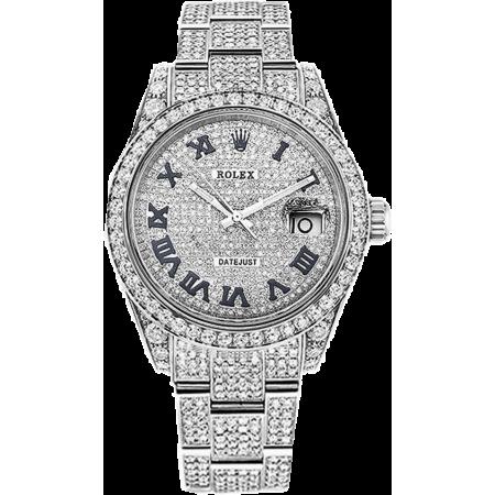Часы Rolex DATEJUST DIAMONDS 36 MM 126200 ТЮНИНГ