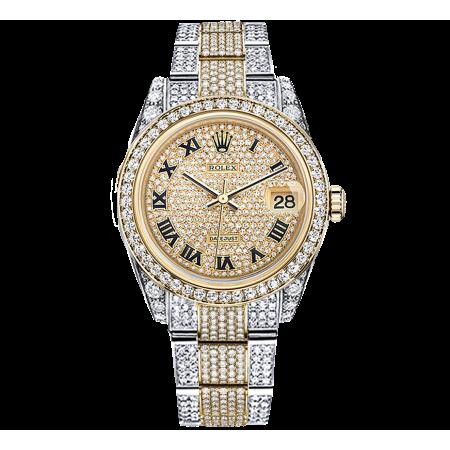 Часы Rolex DATEJUST DIAMONDS 36 MM 116203 ТЮНИНГ