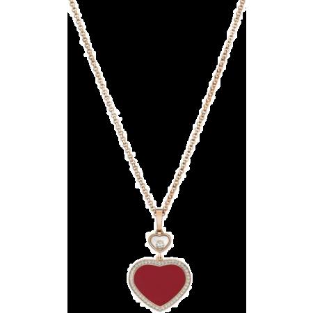 Подвеска Chopard  Happy Diamonds 79A074-5801