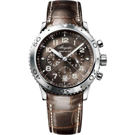 Часы Breguet TYPE XX / TYPE XXI 3810 FLYBACK CHRONOGRAPH