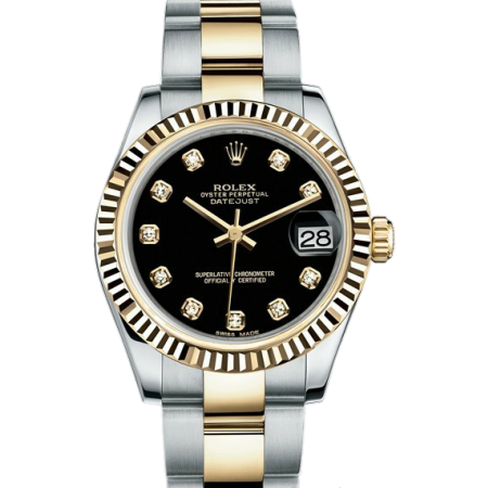 Часы Rolex Datejust 31mm Steel and Yellow Gold 178273 0045