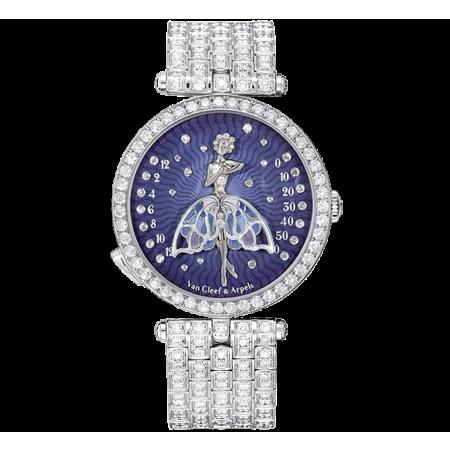 Часы Van Cleef & Arpels Lady Arpels Ballerine Enchantée 40 мм