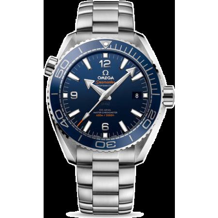 Часы Omega 215 30 40 20 03 001 Planet Ocean Seamaster 600 m Co Axial Master Chronometer 39 5 mm