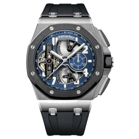 Audemars Piguet Royal Oak Offshore Tourbillon Chronograph Hand-Wound