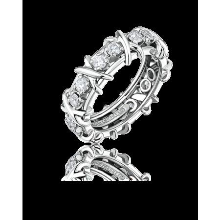Кольцо Tiffany&Co  Schlumberger Sixteen Stone