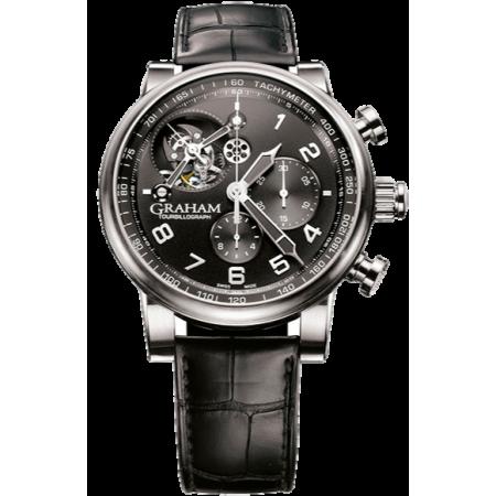 Часы Graham Silverstone Tourbillograph 2TSAS.B02A