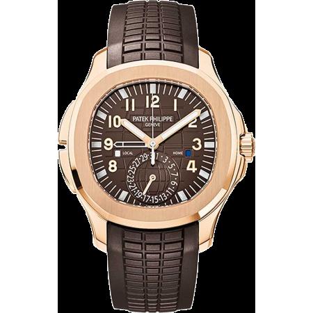 Часы Patek Philippe AQUANAUT 5164 TRAVEL TIME