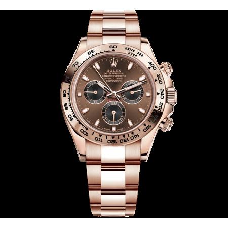 Часы Rolex  Cosmograph Daytona Everose Gold Bracelet 116505-0013