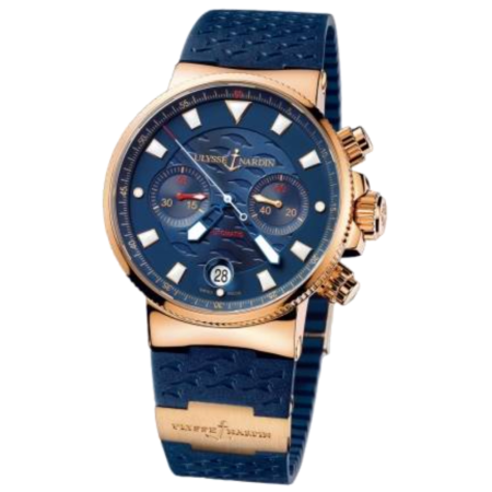 Часы Ulysse Nardin Marine Collection Blue Seal356-68LE-3