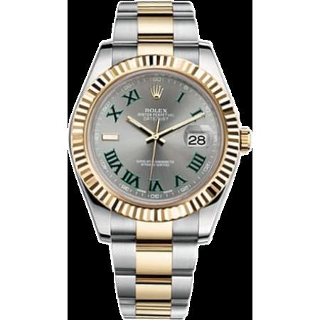 Часы Rolex Datejust 41mm Steel and Yellow Gold 126333-0019
