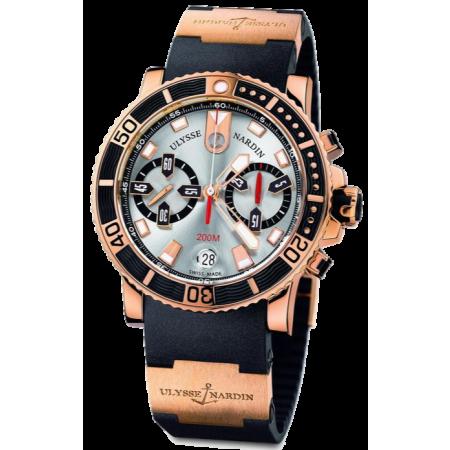 Часы Ulysse Nardin Diver Maxi Marine Diver Chronograph8006-102-3A/91