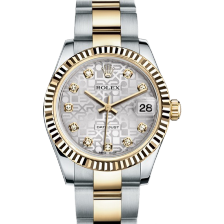 Часы Rolex Datejust 31mm Steel and Yellow Gold 178273 0010