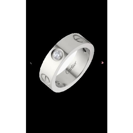 Кольцо Cartier  LOVE 3 БРИЛЛИАНТА B4032550