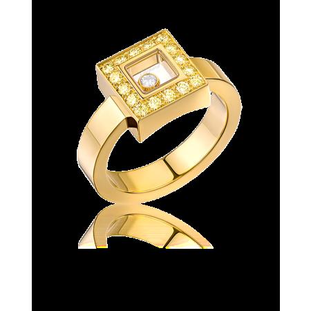 Кольцо Chopard HAPPY DIAMONDS 82/2896/10-20