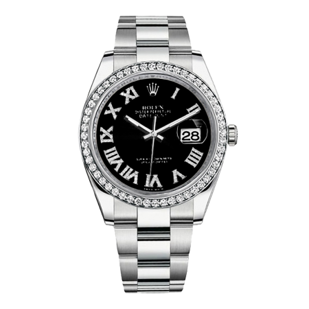 Часы Rolex DATE JUST II 41MM 126300 ТЮНИНГ.