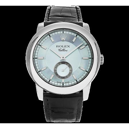 Часы Rolex Cellini Cellinium Platinum5241 6bl