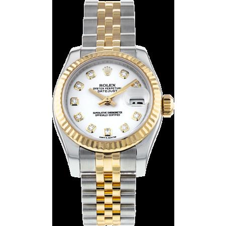 Часы Rolex DATEJUST 26MM STEEL AND YELLOW GOLD