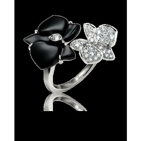 Кольцо Cartier CARESSE D'ORCHIDÉES PAR  B4090200