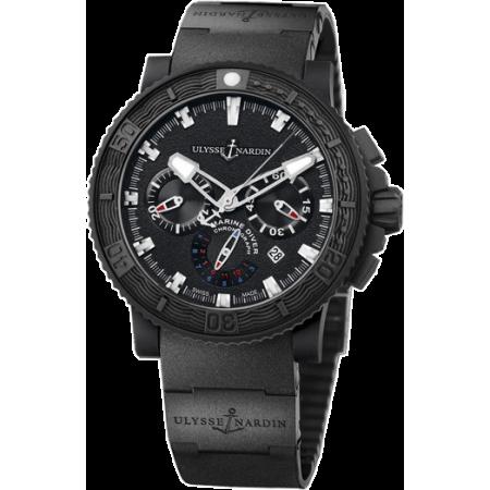 Часы Ulysse Nardin MARINE BLACK SEA CHRONOGRAPH